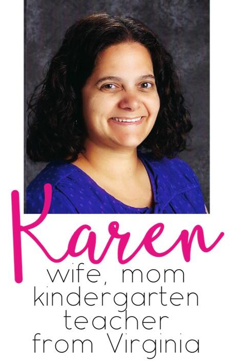 Karen sidebar image